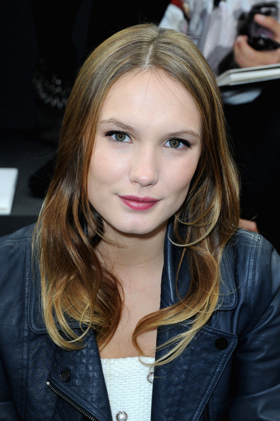 Ana Girardot Beauty