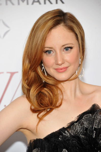 Andrea Riseborough Side Sweep