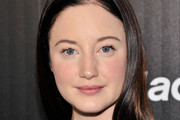 Andrea Riseborough Long Straight Cut