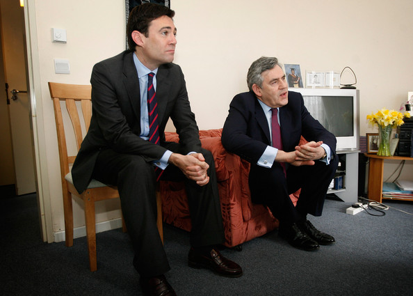 Andy Burnham Penny Loafers