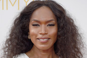 Angela Bassett Long Curls