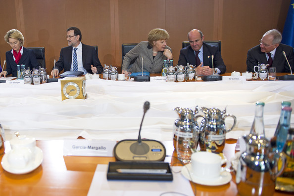 German And Spanish Government Consultations