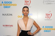 Angela Sarafyan Evening Dress