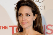 Angelina Jolie attends