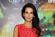 Angie Harmon Box Clutch
