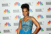 Anika Noni Rose Beaded Dress