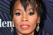 Anika Noni Rose Spiked Hair