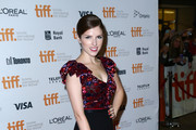 Anna Kendrick Gemstone Inlaid Clutch