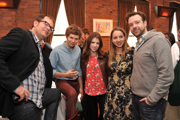 Juror Welcome Lunch At The 2011 Tribeca Film Festival