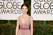 Anna Kendrick Princess Gown