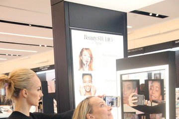 Anna Liukin Sephora Makeovers Dallas
