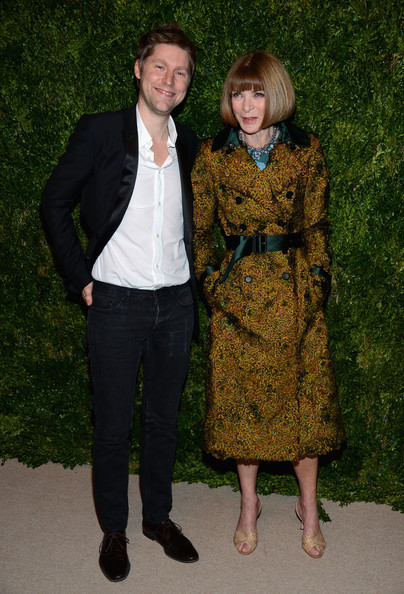 The Ninth Annual CFDA/Vogue Fashion Fund Awards - Inside Arrivals