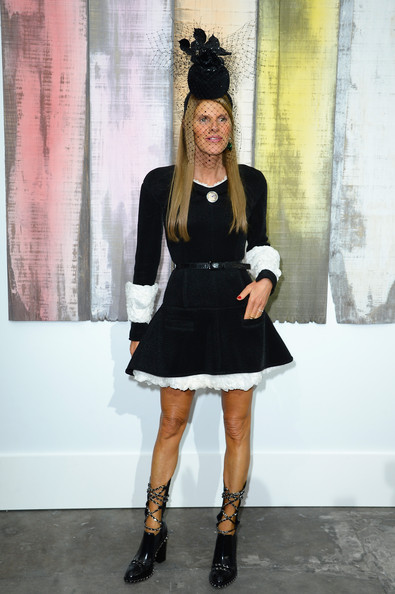Anna dello Russo Mini Dress
