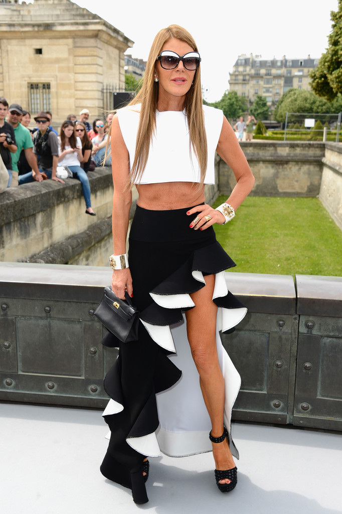 Anna Dello Russo's Most Spectacularly Zany Looks