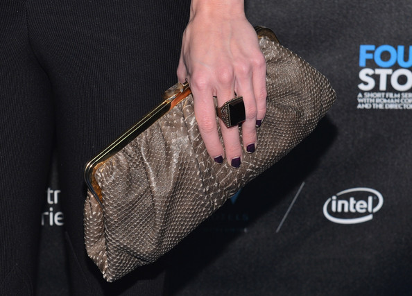 AnnaLynne McCord Statement Ring
