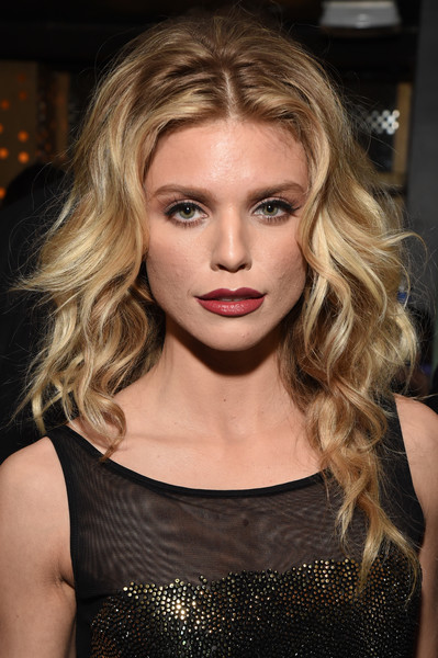 AnnaLynne McCord Long Curls [hair,blond,face,hairstyle,eyebrow,lip,beauty,long hair,fashion model,chin,tao,annalynne mccord,beauty,luchini la grand opening,day one,beauty essex,avenue,california,los angeles]
