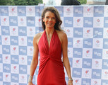 Annabel Croft Halter Dress