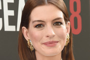 Anne Hathaway Long Straight Cut