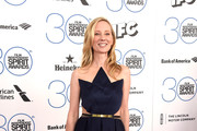 Anne Heche Cutout Dress