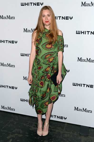 Anne Koch Print Dress
