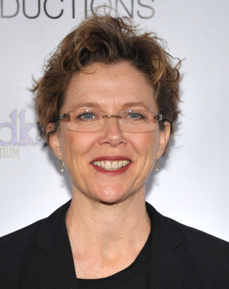 Annette Bening Messy Cut [hair,face,hairstyle,chin,forehead,eyebrow,white-collar worker,smile,premiere,long hair,directors,annette bening,spotlight,los angeles,california,directors guild of america,ucla festival of new creative work]