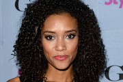 Annie Ilonzeh Medium Curls