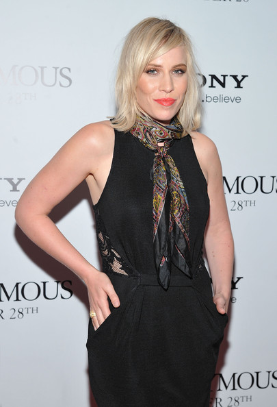 More Pics of Natasha Bedingfield Bright Lipstick (1 of 4) - Natasha Bedingfield Lookbook - StyleBistro