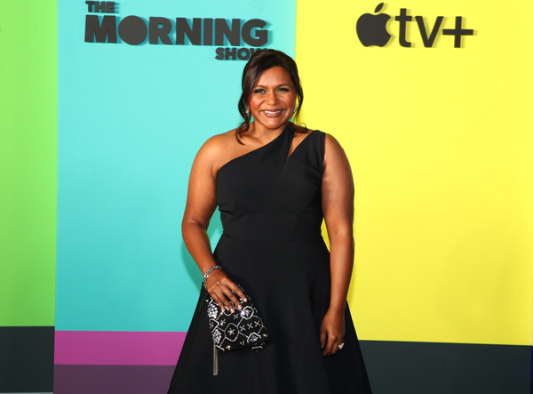 More Pics of Mindy Kaling Beaded Clutch (1 of 3) - Mindy Kaling Lookbook - StyleBistro