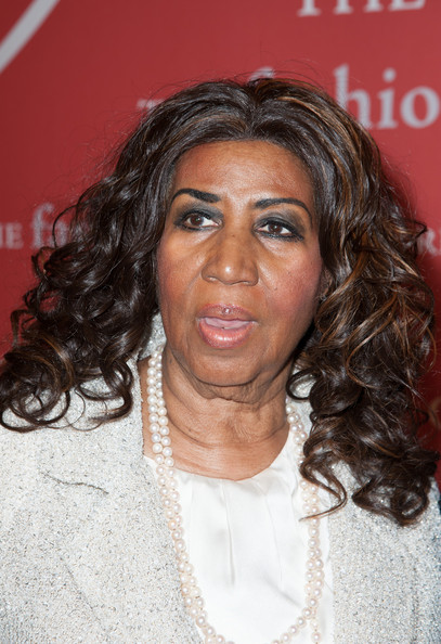 Aretha Franklin Hair