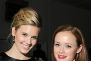 Maggie Grace and Alexis Bledel Photo