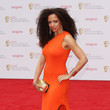 Natalie Gumede at the 2013 British Academy Television Awards