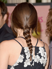 Keira Knightley kept it youthful and cute with this loose braid at the AFI Awards.