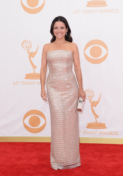 More Pics of Julia Louis-Dreyfus Long Wavy Cut (1 of 23) - Long Wavy Cut Lookbook - StyleBistro