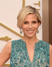 Elsa Pataky attended the 2014 Oscars wearing a classic short bob.