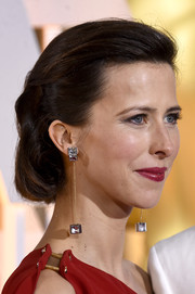 Sophie Hunter looked lovely wearing this vintage-style updo at the Oscars.
