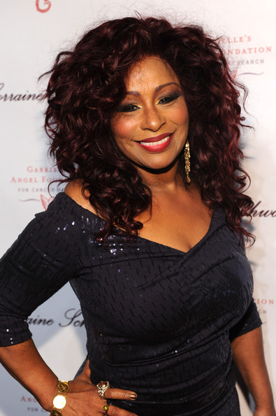 More Pics of Chaka Khan Beaded Dress (1 of 5) - Chaka Khan Lookbook - StyleBistro