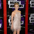 Annasophia Robb in Georges Chakra Couture at the CMT Music Awards