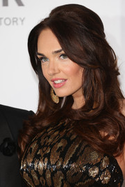 Tamara Ecclestone wore a goddess-worthy half-up 'do at the Cinema Against AIDS Gala.