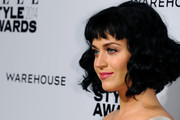 Katy Perry attends the Elle Style Awards 2014 at one Embankment on February 18, 2014 in London, England.
