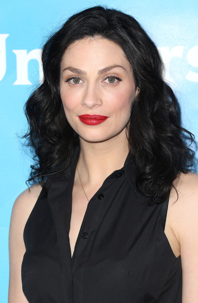 More Pics of Joanne Kelly Medium Curls (1 of 3) - Joanne Kelly Lookbook - StyleBistro