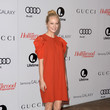 Candice Accola in Vibrant Red