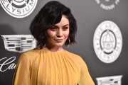 Vanessa Hudgens' textured bob was a perfect mix of sweet and edgy!
