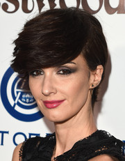 Paz Vega's bangs stole the spotlight at the Heaven Gala!
