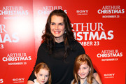Brooke Shields and Rowan Francis Henchy Photo