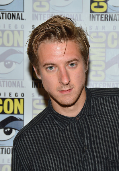 Arthur Darvill Side Parted Straight Cut