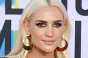 Ashlee Simpson Long Straight Cut
