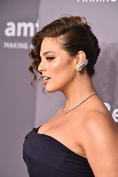 Ashley Graham Ear Cuff