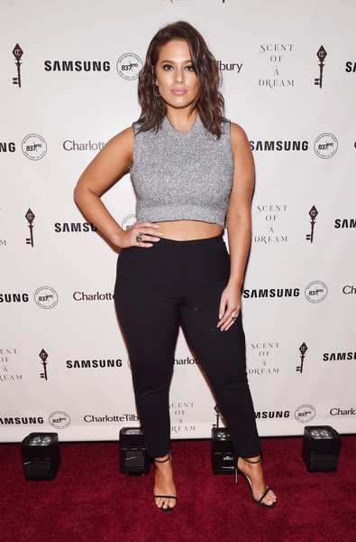 Ashley Graham Skinny Pants