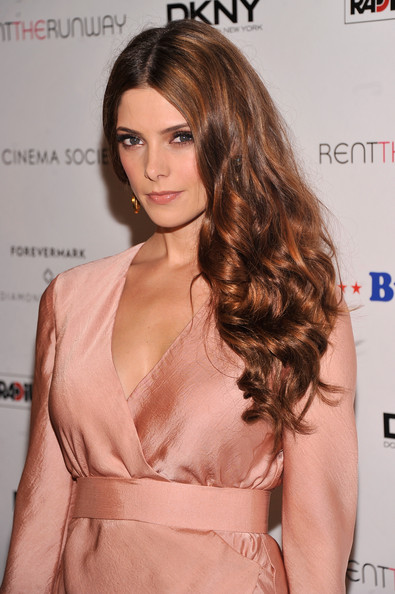 Ashley Greene Long Curls