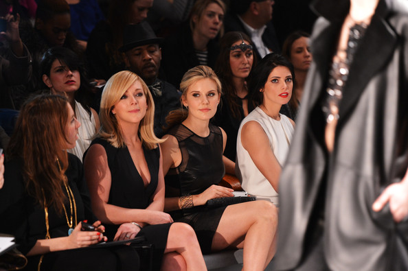 Kaufmanfranco - Front Row - Fall 2013 Mercedes-Benz Fashion Week